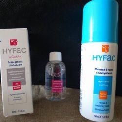 Les soins anti-imperfections HYFAC. Par Beautytricks