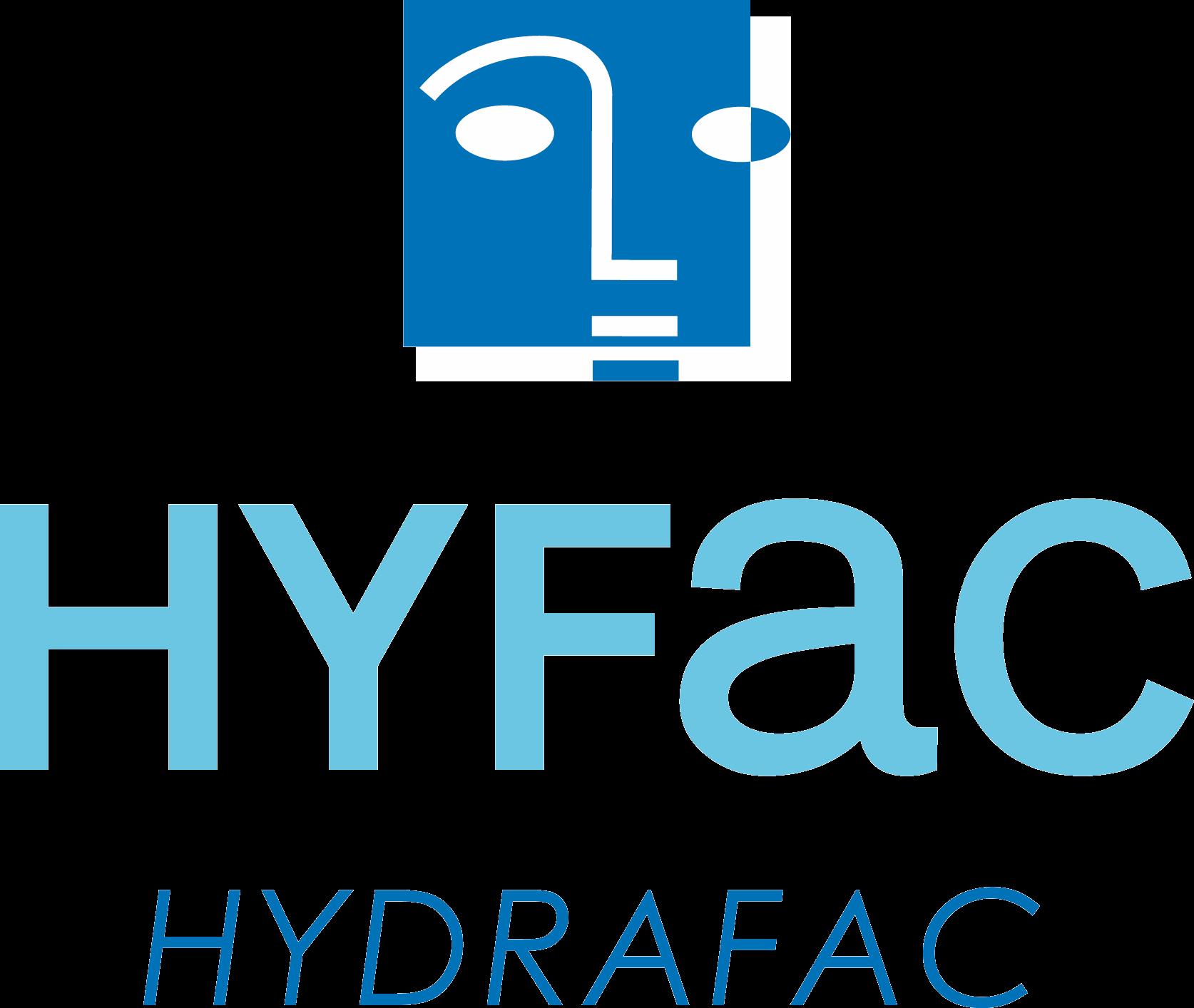 логотип hydrafac