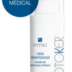 Crème dermatologique fotoker