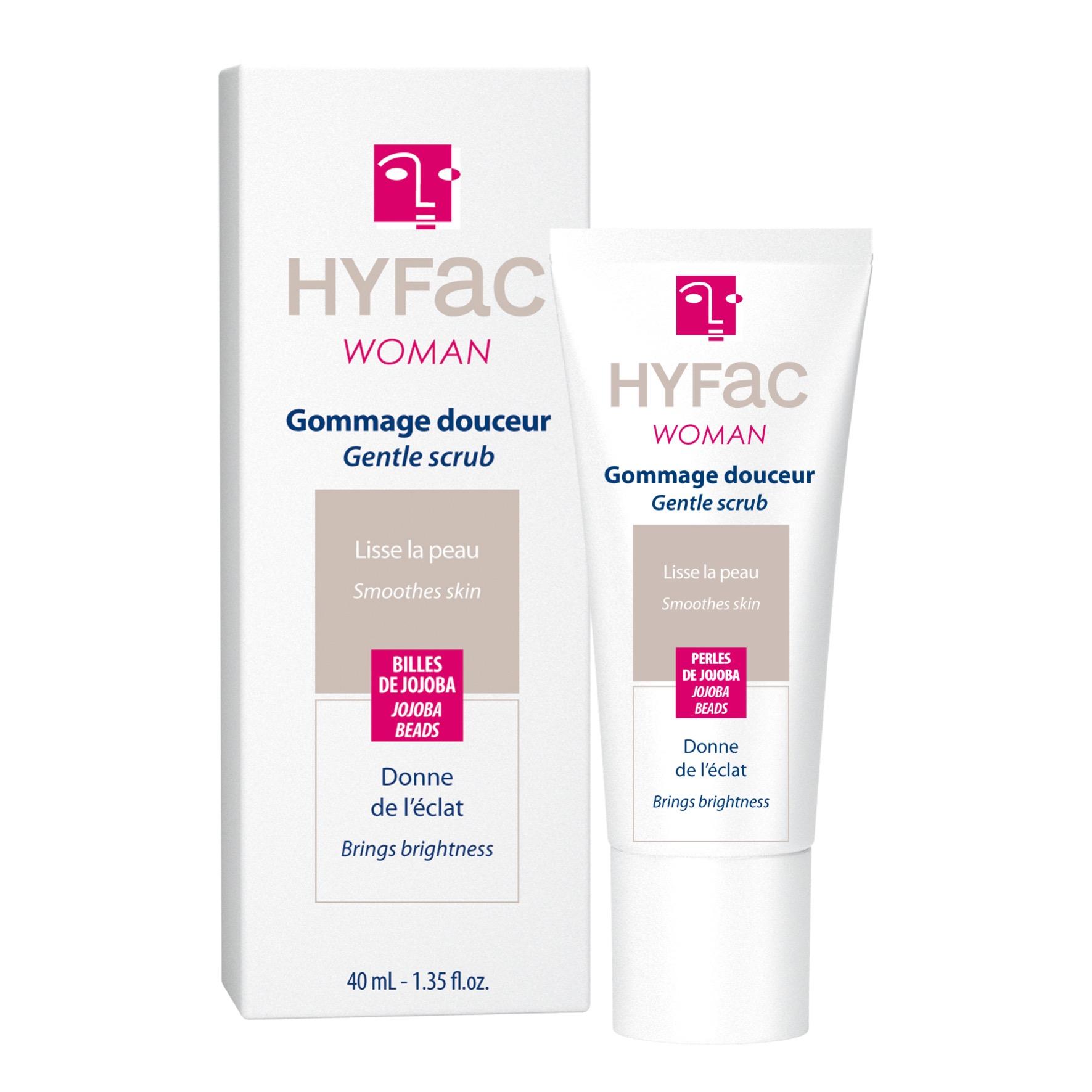 HYFAC WOMAN gentle exfoliating scrub