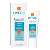 HYFAC Emulsion fluide hydratante apaisante traitement acné