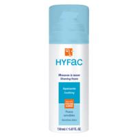 HYFAC Mousse à raser apaisante peau sensible