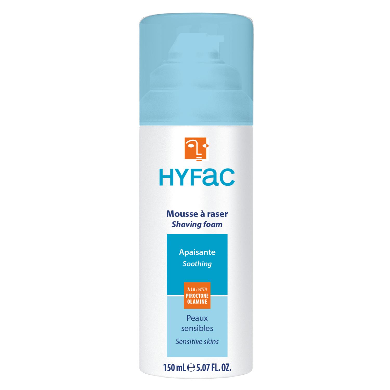 Mousse à raser apaisante HYFAC peau sensible