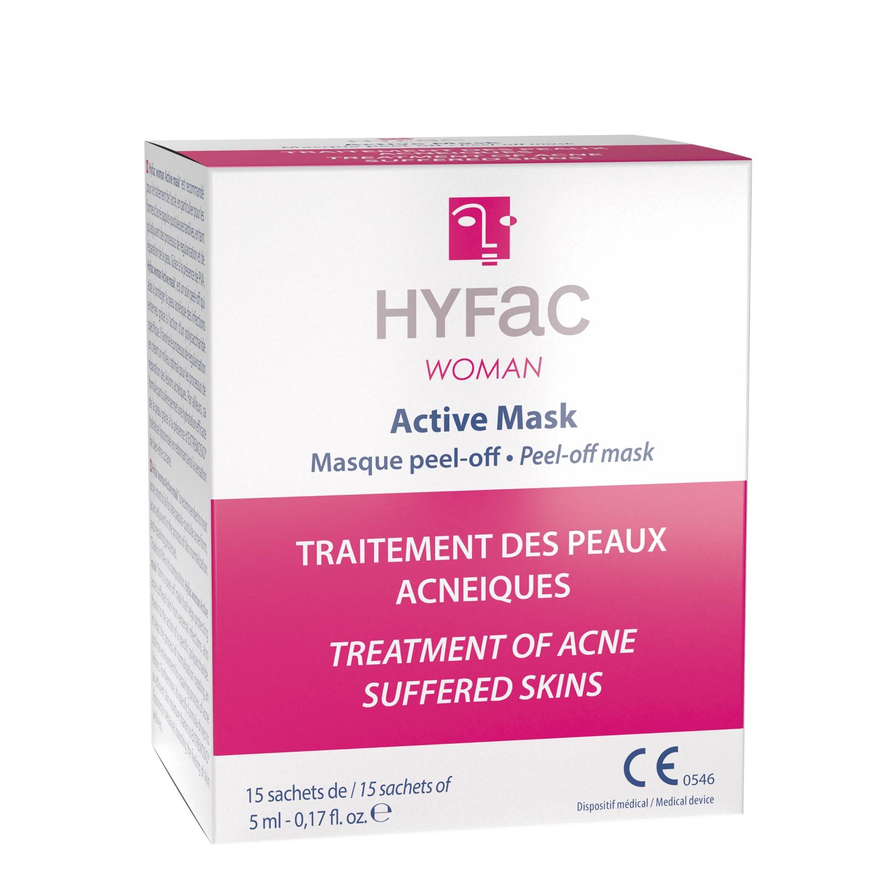 HYFAC WOMAN Aktivní maska pro ženy