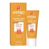 HYFAC SUN Protection solaire teintée SPF50+